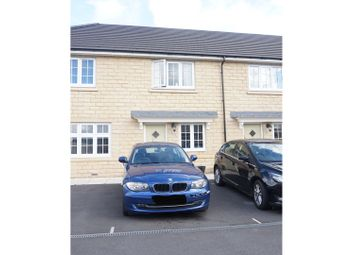 Thumbnail 2 bed town house for sale in David Emmott Walk, Steeton