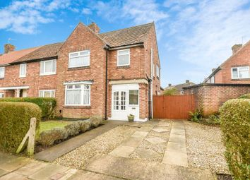 Thumbnail 3 bed semi-detached house for sale in 7 Westfield Place, York