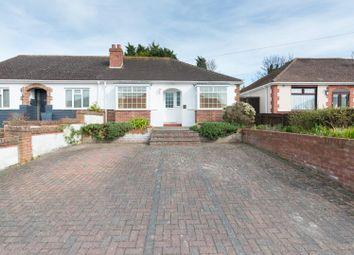 Foads Lane, Cliffsend, Ramsgate CT12. 2 bed semi-detached bungalow