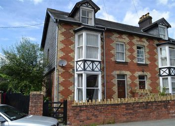 Thumbnail 4 bed semi-detached house for sale in Bryntirion, New Street, Llanidloes, Powys