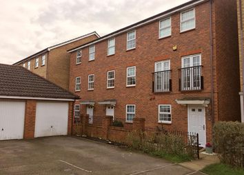 Thumbnail 4 bed town house for sale in Cleveland Way, Great Ashby, Stevenage