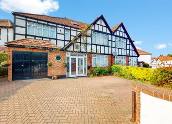 Thumbnail 7 bed semi-detached house for sale in Oldborough Road, Wembley