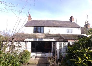 Thumbnail 2 bed end terrace house for sale in Lichfield Road, Barton Under Needwood, Burton On Trent, Staffordshire