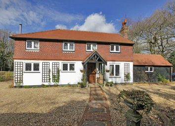Thumbnail 4 bedroom property for sale in Dowlands Lane, Copthorne, Surrey