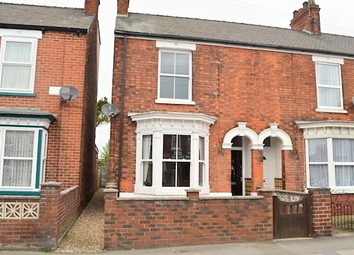 Thumbnail 2 bed terraced house to rent in Grovehill Road, Beverley, Beverley