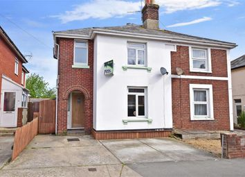 Thumbnail 3 bed semi-detached house for sale in Newport Road, Sandown, Isle Of Wight