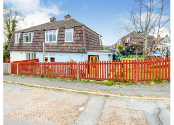 Rooke Street, Newport PO30. 2 bed semi-detached house for sale