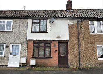Thumbnail 2 bed terraced house for sale in Mill Road, Watlington, King's Lynn