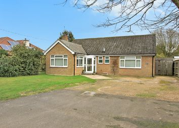 Thumbnail 3 bed detached bungalow for sale in Highfields Road, Highfields Caldecote, Cambridge