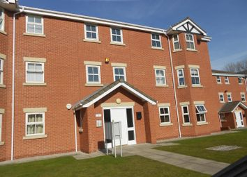 Thumbnail 1 bed flat to rent in Patton Drive, Great Sankey, Warrington