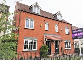 Thumbnail 4 bed semi-detached house for sale in Woodhouse Gardens, Ruddington