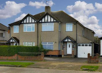 3 bed semi-detached house for sale in Hazon Way, Epsom, Surrey KT19