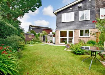 Thumbnail 1 bed terraced house for sale in Wolfe Close, Crowborough, East Sussex