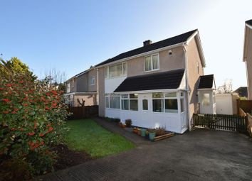 Thumbnail 3 bed detached house for sale in Hawthorn Gardens, Worle, Weston-Super-Mare