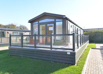 Thumbnail 2 bed mobile/park home for sale in Hoburne Bashley, New Milton