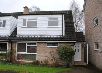 Thumbnail 3 bed semi-detached house to rent in Challoners Close, East Molesey