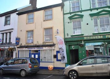 Thumbnail Restaurant/cafe for sale in South Street, Torrington, Devon