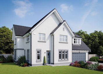 """Thumbnail 4 bed detached house for sale in """"The Guthrie"""" at Balhalgardy Rise, Inverurie"""