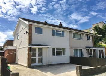 Thumbnail 3 bed semi-detached house for sale in Heol Fair, Porthcawl