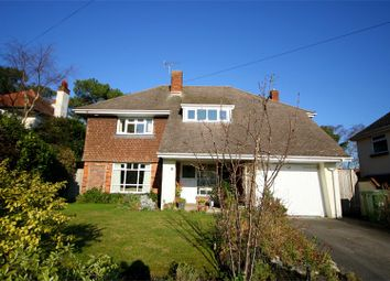 Thumbnail 4 bedroom detached house for sale in Blake Hill Crescent, Lilliput, Poole
