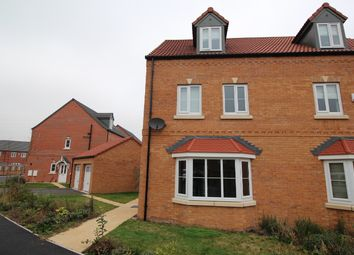 Thumbnail 4 bed semi-detached house for sale in Songthrush Way, Wath Upon Dearne