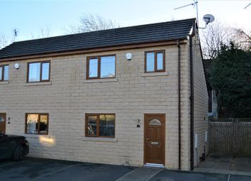 Thumbnail 2 bed semi-detached house for sale in Fleminghouse Lane, Huddersfield