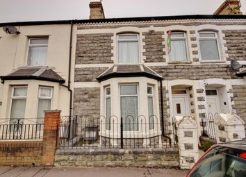 Thumbnail 3 bedroom terraced house for sale in Barry Road, Barry