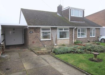Thumbnail 2 bed semi-detached bungalow for sale in Meadow Way, Hellesdon, Norwich