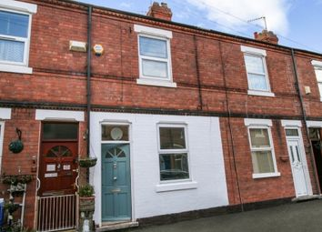 Thumbnail 2 bed terraced house for sale in Doncaster Terrace, Nottingham