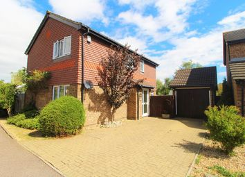Thumbnail 4 bed detached house for sale in Westrope Way, Bedford