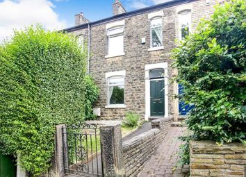 Thumbnail 2 bed terraced house for sale in Compstall Road, Marple Bridge, Stockport, Cheshire