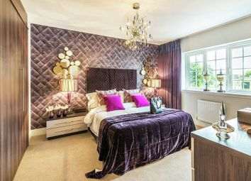 "Thumbnail 5 bed detached house for sale in ""The Darroch"" at Dalgleish Drive, Bearsden, Glasgow"