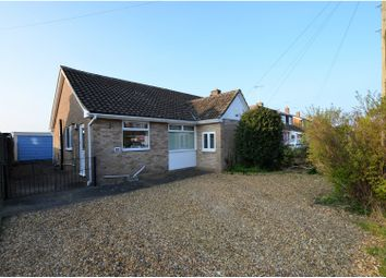 Thumbnail 3 bed semi-detached house for sale in Dovecote Road, Roade, Northampton