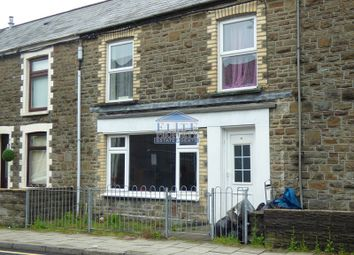 Thumbnail 2 bedroom terraced house for sale in Ogwy Street, Nantymoel, Bridgend .