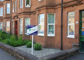 Thumbnail 1 bed flat for sale in Wellshot Road, Glasgow