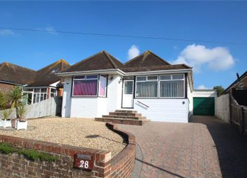 Thumbnail 2 bed detached bungalow for sale in Sullington Gardens, Findon Valley, Worthing