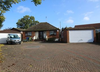 Thumbnail 2 bed bungalow for sale in Orchard Grove, Minster On Sea, Sheerness