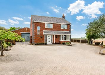 Thumbnail 6 bed detached house for sale in Laceys Lane, Leverton