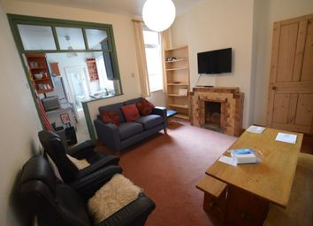 Thumbnail 4 bed terraced house to rent in Lorne Road, Clarendon Park