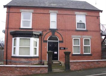 Thumbnail 1 bed flat to rent in Nelson Street, Chesterfield