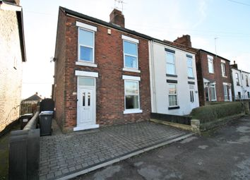 Thumbnail 3 bed semi-detached house for sale in Lowgates, Staveley, Chesterfield