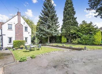 Thumbnail 3 bed detached house for sale in Granville Avenue, Oadby, Leicester, Leicestershire