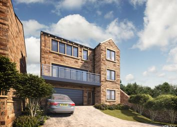 Thumbnail 5 bed detached house for sale in Upper Croft, Broad Lane Farm, Upperthong