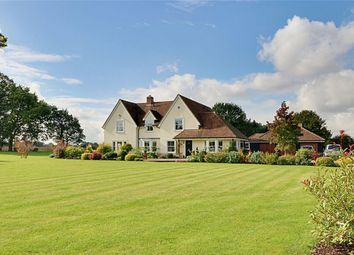 Thumbnail 3 bed detached house for sale in High Easter Road, Barnston, Dunmow, Essex