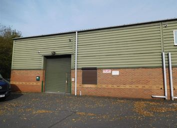 Thumbnail Light industrial to let in Brownhills Business Park, Canal Lane, Tunstall, Stoke-On-Trent