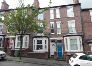 Thumbnail 3 bed terraced house for sale in Maples Street, Hyson Green, Nottingham