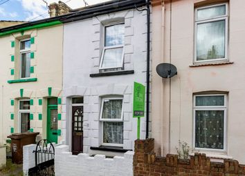 Thumbnail 2 bed terraced house for sale in Queens Road, Gillingham