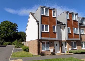 Thumbnail 3 bed end terrace house for sale in John Hunt Drive, Basingstoke