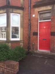Thumbnail 2 bed flat to rent in Newlands Road, Jesmond