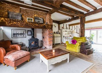Thumbnail 4 bedroom end terrace house for sale in Bridge End, Newport, Saffron Walden